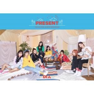 DIA / PRESENT (3RD MINI ALBUM REPACKAGE)(GOOD EVENING VER) [DIA][CD]|seoul4
