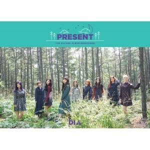 DIA / PRESENT (3RD MINI ALBUM REPACKAGE)(GOOD MORNING VER) [DIA][CD]|seoul4