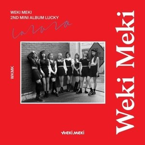 WEKI MEKI / LUCKY (2ND MINI ALBUM) WEKI VER.[WEKI MEKI][CD]