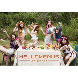 HELLOVENUS / 私は芸術だよ (5TH MINI ALBUM)(再発売)[HELLOVENUS][CD]