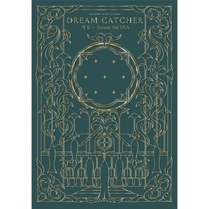 DREAMCATCHER / 悪夢 – ESCAPE THE ERA(2ND MINI ALBUM) OUTSIDE VER. [DREAMCATCHER][CD]
