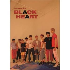 UNB / BLACK HEART (2ND MINI ALBUM) BLACK VER.[UNB][CD]