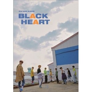 UNB / BLACK HEART (2ND MINI ALBUM) HEART VER.[UNB][CD]