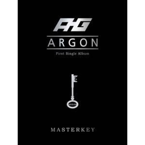 ARGON / MASTER KEY (1ST シングルアルバム)[韓国 CD]|seoul4