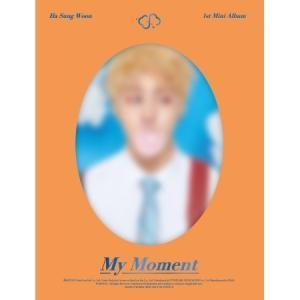 (予約販売)ハ・ソンウン / MY MOMENT (1ST MINI ALBUM) [Dream ver.] [ハ・ソンウン][韓国 CD]|seoul4