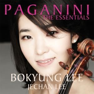 イ・ボギョン / PAGANINI: THE ESSENTIALS[クラシック][韓国 CD]