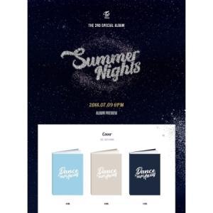 TWICE / SUMMER NIGHTS (2ND SPECIAL ALBUM)(※3種から1種ランダム発送)[TWICE]