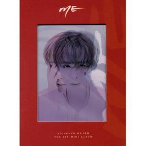 (予約販売)ニックン(2PM) / ME (1ST MINI ALBUM) [ニックン(2PM)][韓国 CD]|seoul4