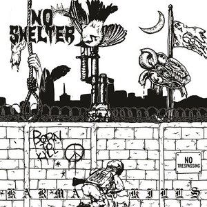 NO SHELTER / Karma Kills[韓国 CD][インディーズ]