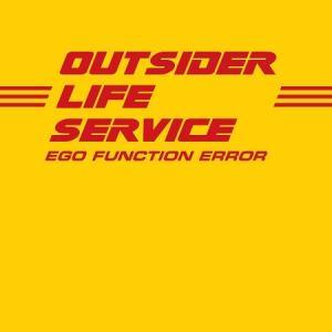 EGOFUNCTIONERROR / Outsider Life Service (SINGLE) [EGOFUNCTIONERROR][韓国 CD]|seoul4