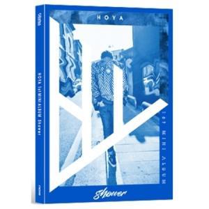 (予約販売)ホヤ(HOYA ex.INFINITE) / SHOWER (1ST MINI ALBUM)[ホヤ(HOYA ex.INFINITE)][韓国 CD]|seoul4