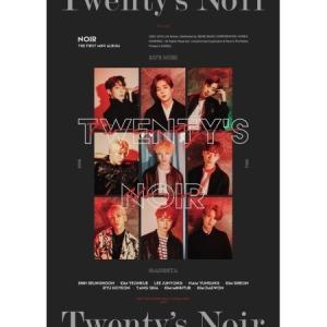 NOIR / TWENTY'S NOIR (1ST MINI ALBUM)[NOIR][韓国 CD]|seoul4