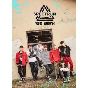 SPECTUM / BE BORN (1ST MINI ALBUM)[SPECTUM][CD]