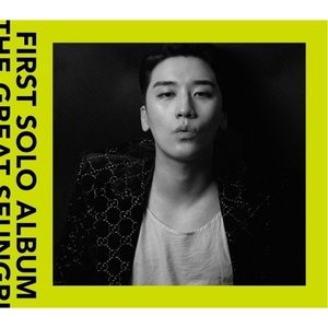 スンリ (BIGBANG) / THE GREAT SEUNGRI(1集) (2CD) MELON VER.[BIGBANG]
