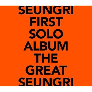スンリ (BIGBANG) / THE GREAT SEUNGRI(1集) (2CD) ORANGE VER.[BIGBANG]