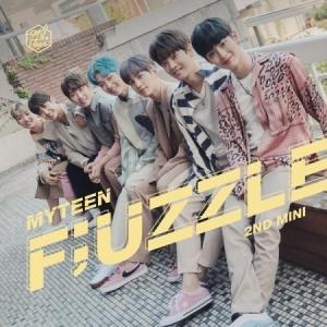 MYTEEN / F;UZZLE (2ND ミニアルバム)[MYTEEN]