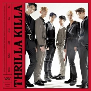 (予約販売)VAV / THRILLA KILLA (4TH MINI ALBUM)[VAV][韓国 CD]|seoul4