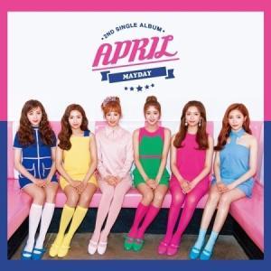 APRIL / MAYDAY (2ND SINGLE ALBUM) [APRIL][CD]|seoul4