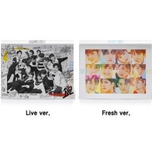 (予約販売)THE BOYZ / THE FIRST (MINI ALBUM)  ※A,B ver 2種から1種ランダム発送[THE BOYZ][CD]|seoul4
