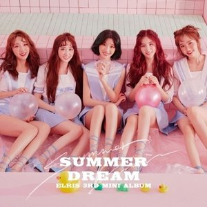ELRIS / SUMMER DREAM (3RD ミニアルバム)[ELRIS]