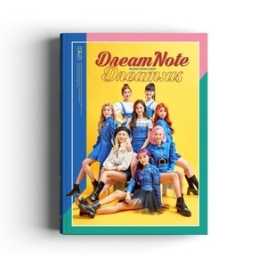 (予約販売)DREAMNOTE / DREAM:US (2ND MINI ALBUM) [DREAMNOTE][韓国 CD]|seoul4