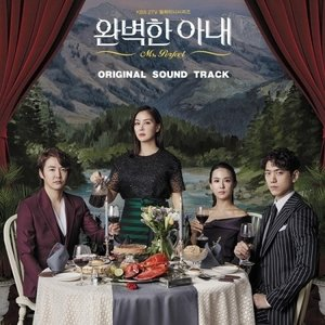 OST / 完璧な妻(KBS韓国ドラマ)[オリジナルサウンドトラック サントラ][韓国 CD]|seoul4