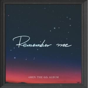4MEN / REMEMBER ME(6集)[4MEN][韓国 CD]|seoul4