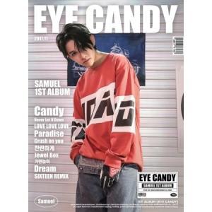 (予約販売)SAMUEL(サミュエル) / EYE CANDY (1集) [SAMUEL(サミュエル)][CD] seoul4