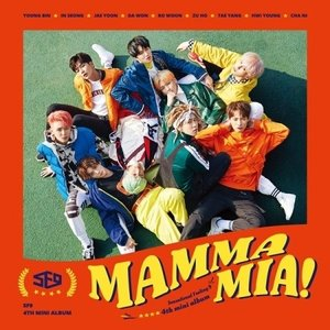 SF9 / MAMMA MIA! (4TH  MINI ALBUM) [SF9][CD]