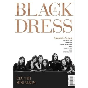 CLC / BLACK DRESS (7TH MINI ALBUM) [CLC][CD]