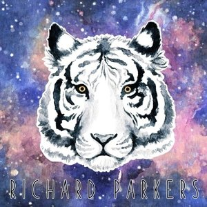 RICHARD PARKERS / FANTASY(2ND EP)[RICHARD PARKERS][CD]
