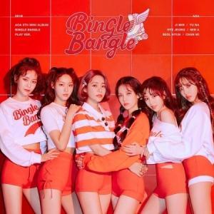 AOA / BINGLE BANGLE (5TH MINI ALBUM) PLAY VER.[AOA][CD]
