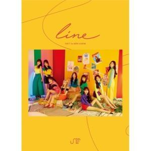 UNI.T / LINE (1ST MINI ALBUM)[UNI.T][CD]