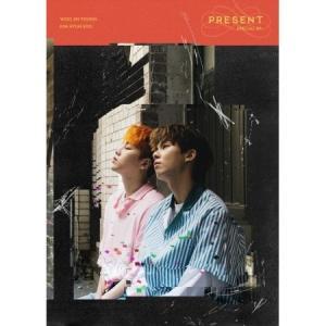 ウ・ジンヨン、キム・ヒョンス / PRESENT (SPECIAL MINI ALBUM)[ウ・ジンヨン、キム・ヒョンス][CD]