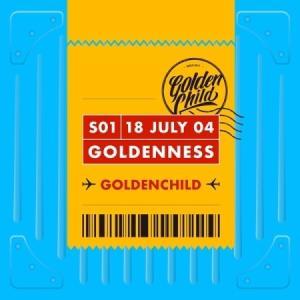 GOLDEN CHILD / GOLDENNESS (1ST SINGLE ミニアルバム) B VER. [GOLDEN CHILD]