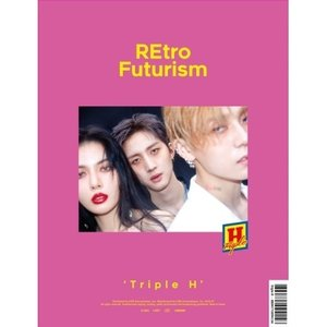 TRIPLE H / RETRO FUTURISM (2ND ミニアルバム) [TRIPLE H]