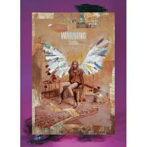 ソンミ (ex.WONDER GIRLS) / WARNING (MINI ALBUM) [WONDER GIRLS][韓国 CD]|seoul4