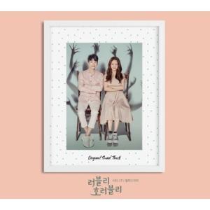 OST / ラブリー・ホラーブリー (KBS韓国ドラマ)[オリジナルサウンドトラック サントラ][韓国 CD]|seoul4