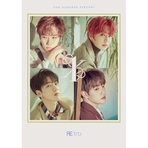 (予約販売)100 PERCENT (100%) / RE:TRO (6TH MINI ALBUM) NEW VER. [100%][韓国 CD]|seoul4
