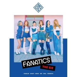 FANATICS / THE SIX (1ST シングルアルバム)[韓国 CD]|seoul4