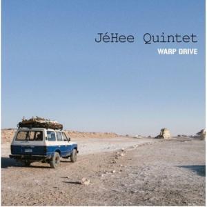 JEHEE QUINTET /  WARP DRIVE[JEHEE QUINTET][ジャズ][CD]|seoul4