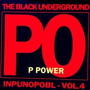 THE BLACK UNDERGROUND / POP POWER (EP)[THE BLACK UNDERGROUND][CD]