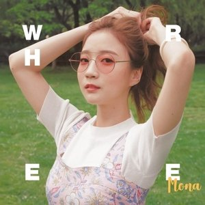 MONA / WHERE [ジャズ][韓国 CD]|seoul4