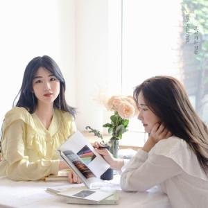 LILYNOTE / 咲いたり散ったりするもの、行ったり来たりするもの (1ST ミニアルバム)[韓国 CD]|seoul4