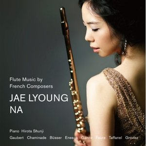 ナ・ジェリョン / FLUTE MUSIC BY FRENCH COMPOSERS [ナ・ジェリョン][CD]|seoul4