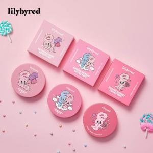 [韓国雑貨]=ESTHER×lilybyred= ハイパーガーリーなコラボファンデ[可愛い][かわいい][エスターバニー][リリーバイレッド]|seoul4