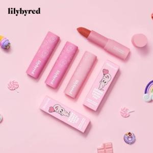 [韓国雑貨]=ESTHER×lilybyred= ハイパーガーリーなコラボリップ[可愛い][かわいい][エスターバニー][リリーバイレッド]|seoul4