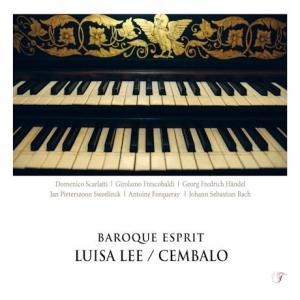 イ・ルイサ / LUISA LEE - BAROQUE ESPRIT [クラシック][韓国 CD]|seoul4