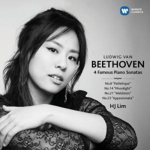 イム・ヒョンジョン / LUDWIG VAN BEETHOVEN - 4 FAMOUS PIANO SONATAS [イム・ヒョンジョン][CD]|seoul4