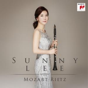 SUNNY LEE(イ・ソンヒ) / MOZART & RIETZ : CLARINET CONCERTO [SUNNY LEE(イ・ソンヒ)][CD]|seoul4